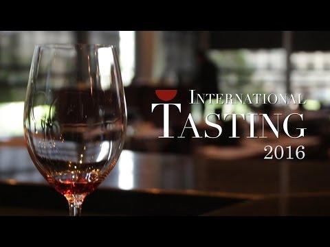 International Tasting 2016