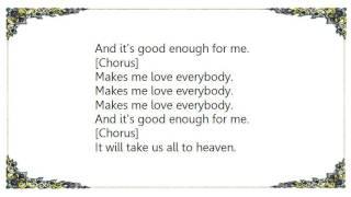 Hank Jones - Give Me That Old Time Religion Lyrics