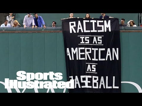 Why Red Sox Racism Banner Was Misguided: Baseball 'Looks Like America' | SI NOW | Sports Illustrated