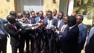 Meru leaders warn Raila and Uhuru against blackmail by greedy politicians