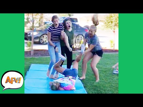 Download Friendship FAIL! 😂 | Funny Fails | AFV 2020 HD Mp4 3GP Video and MP3