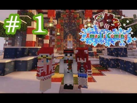 Xmas is coming คริสมาสกำลังจะมา #1 ตอน กวางเรนเดียร์ที่หายไป