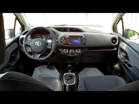 Toyota  Yaris Хетчбек класса B - тест-драйв 2