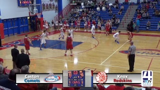 Caston Boys Basketball vs Knox