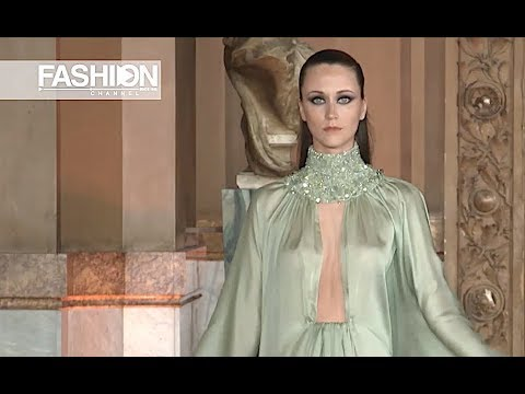 STEPHANE ROLLAND Haute Couture Fall 2019 Paris - Fashion Channel
