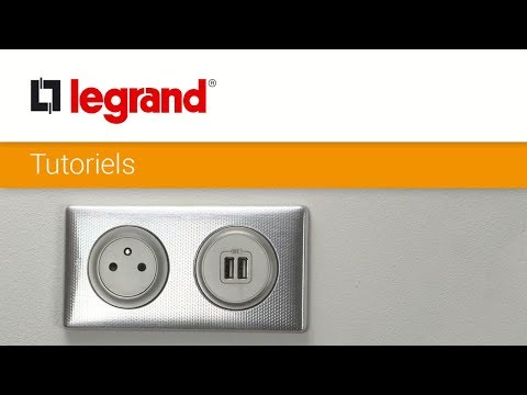 Comment ajouter une prise USB murale à une prise électrique ?