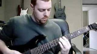 Trivium - Like Light to Flies (Guitar Cover with Solos)
