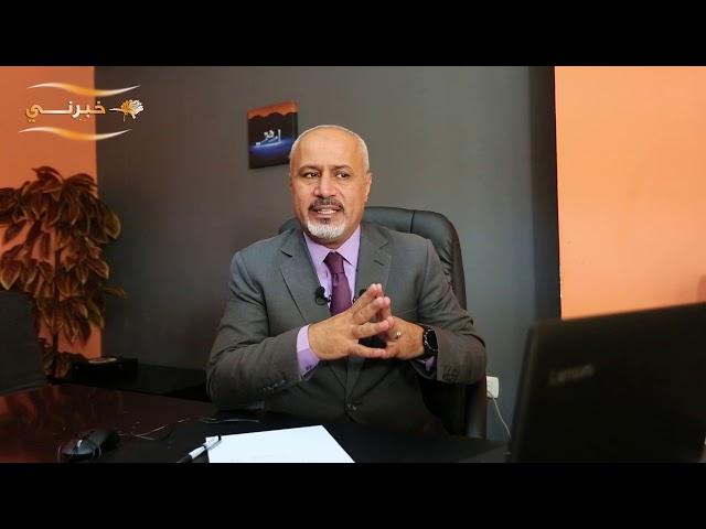 مقابلة المرشح المحامي محمود محمد الدقور( قائمة الشوبك)