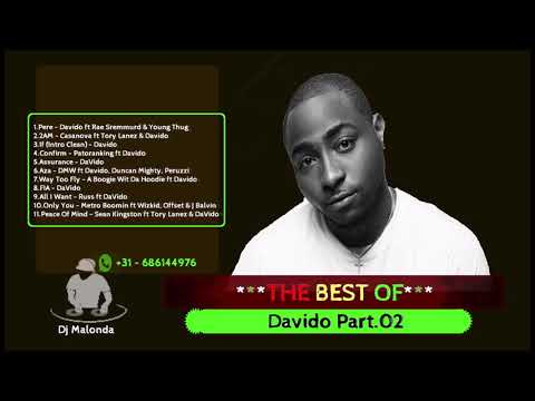 Latest Naija Afrobeat The Best of Davido Part.02 by Dj Malonda