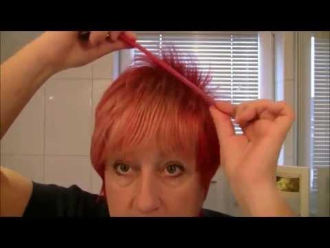 Die Maske für das Haar mit dem Zimt und dem Klettenwurzelöl