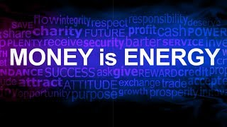 How to ALIGN With The ENERGY Of MONEY & ABUNDANCE - POWERFUL Law of Attraction Technique!