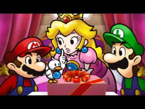 Mario And Luigi Bowsers Inside Story Ending Theendingman Video