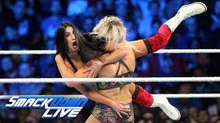 Charlotte Flair vs. Billie Kay: SmackDown LIVE, Nov. 20, 2018