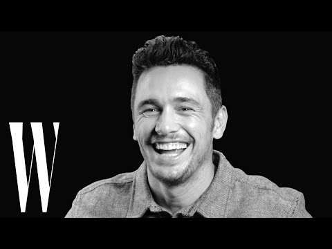 James Franco on The Room, The Disaster Artist, and Meeting Tommy Wiseau | Screen Tests | W Magazine