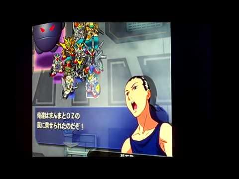 SD Gundam G Generation Spirits Playstation 2