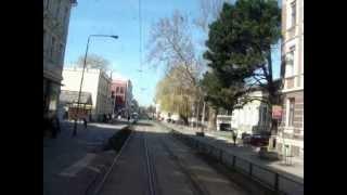 preview picture of video 'Gorzów Wielkopolski- tramwaj linii 5'