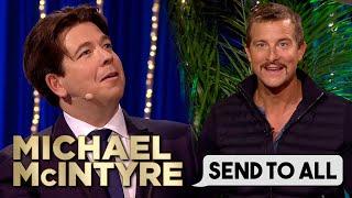 Naked Parachuting Bear Grylls?!   Send To All   Michael McIntyre's Big Show