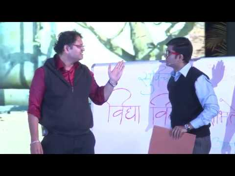 Marathi Comedy Stage Performance