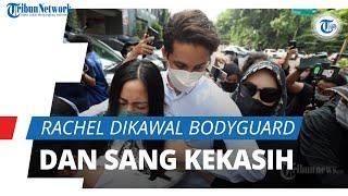 Rachel Vennya Jalani Pemeriksaan di Polda Metro Jaya, Dikawal Bodyguard dan sang Kekasih