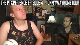 The PTXperience Episode 4 - #OnMyWayHomeTour Surprises (Pentatonix) | REACTION