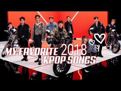 my favorite kpop songs of 2018 [random order]