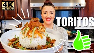 Seafood Bowl Recipe| Mexican Seafood Chili Toritos Style