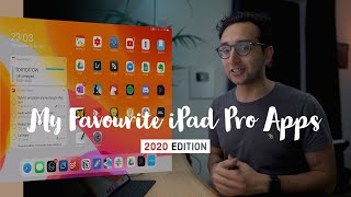 My Favourite iPad Pro Apps (2020)