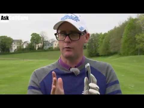 Flat Golf Swing Golf Lesson