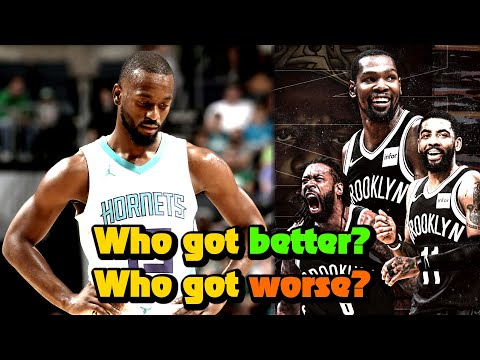 The NBA's New-Look Eastern Conference - Who Got Better? Worse?