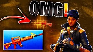 Suprising Kid with His DREAM Weapon! (GRAVE DIGGER) | Fortnite Save the World PVE
