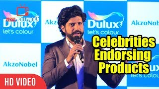Farhan Akhtar Reaction On Celebrities Endorsing Products | Viralbollywood