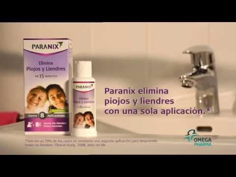 Spray antipiojos Paranix elimina los piojos y liendres