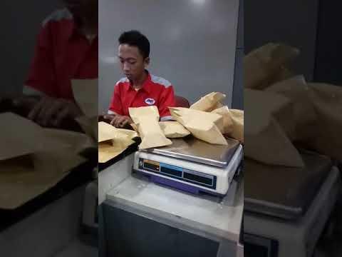 Pengiriman paket ke jne