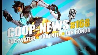 Игрок достиг 4000 уровня в Overwatch, Стала известна дата выхода Skull & Bones / Coop-News #168