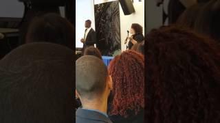 1st Annual Baruch Diversity Career Expo: Keynote Speech.