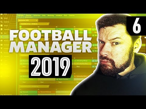 THE MONTPELLIER PROJECT! - FOOTBALL MANAGER 2019 #6