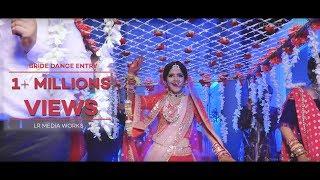 Most Amazing Bride Entry Lagdi Hai Thaai ( Priti & rajiv )