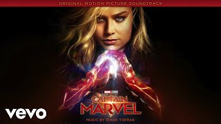 "Pinar Toprak - Finding the Records (From ""Captain Marvel""/Audio Only)"