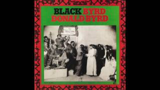Donald Byrd Black Byrd (Complete Album)