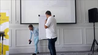10.11.18 Часть 3:) ОАЭ Блокчей конференция:) НОВОСТИ Synterium!!! Fairmont Fujairah