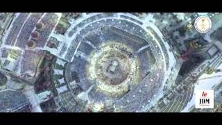 Une vidéo à couper le souffle : la kaaba vue d