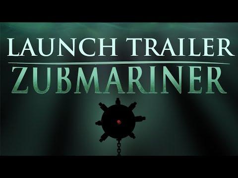Sunless Sea Zubmariner Launch Trailer thumbnail