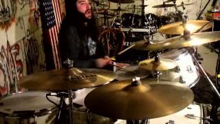Glen Monturi - We Knew Him Well (Down Drum Cover)
