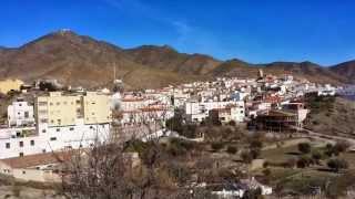 preview picture of video 'Uleila del Campo Almeria España'