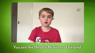Campaign for Duchenne Drug Translarna in Ireland