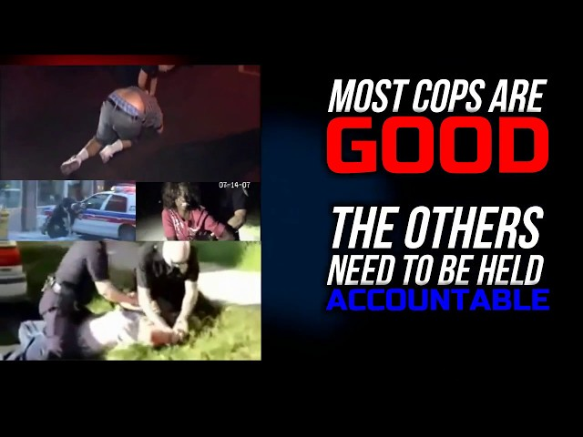 What We Are About-We Are Not Anti-Cop-We Are Anti-BAD COP-We Want Accountability