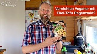 Das zaubert ein Veganer aus ekeligem Tofu