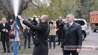 Дюкер в Варваровку до сих пор не введен в эксплуатацию