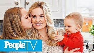 Former Bachelorette Emily Maynard Johnson On Having Three Babies In Two & A Half Years | PeopleTV