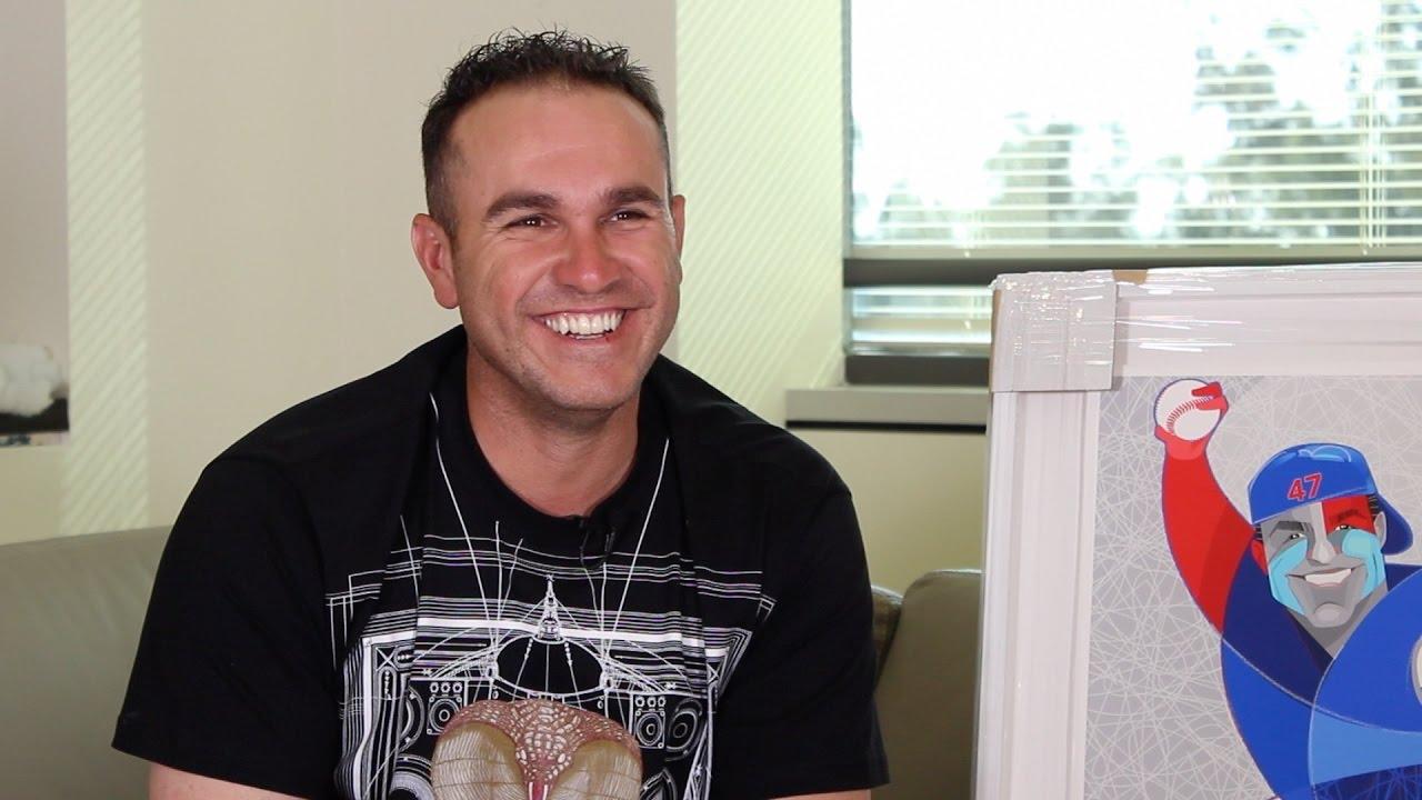 Entrevista a Miguel Montero, catcher de los Chicago Cubs, campeones de la MLB